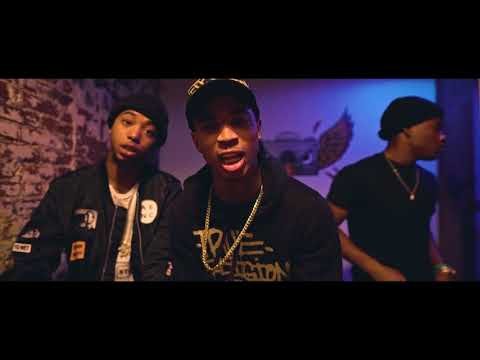 YGB Shaun X Lil Yank Dinero- Outta My Mind ( Official Video )