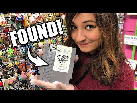Nintendo World Championships cartridge FOUND! Is it WORTH $20,000?!?