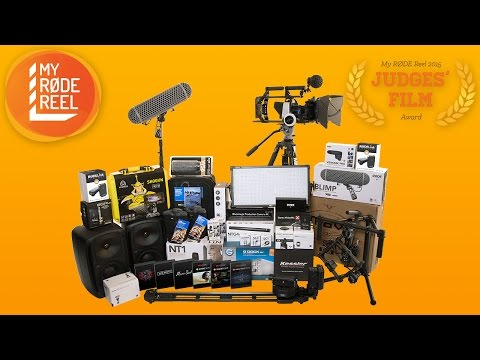 My RØDE Reel 2015 - Judges' Film Award Prize
