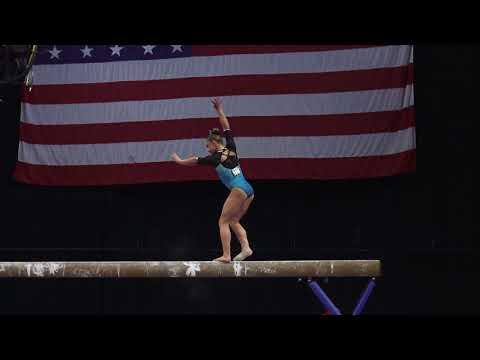 Ragan Smith - Balance Beam – 2018 U.S. Gymnastics Championships – Senior Women Day 1
