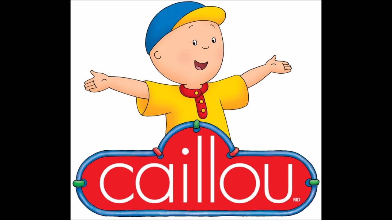 Caillou Theme Song (Clean Lyrics)