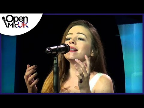 NO SCRUBS MEDLEY - LIA VEALL at Sheffield Open Mic UK Singing Competition
