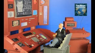 """Batman: The Animated Series 6"""" Scale Batcave Vignette Playset With Alfred Review"""