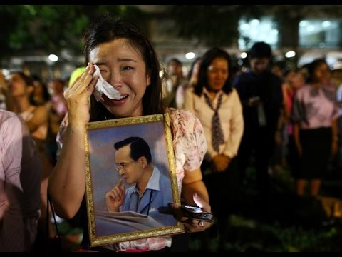 Very Sad Day In Thailand. My Deepest Condolences To All ...