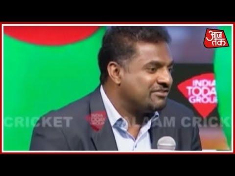 Muralitharan Recalls How Dangerously Fast Waqar Younis & Wasim Akram Bowled | Salaam Cricket 2018