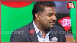 Download Video Muralitharan Recalls How Dangerously Fast Waqar Younis & Wasim Akram Bowled | Salaam Cricket 2018 MP3 3GP MP4