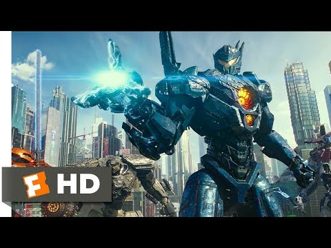 Pacific Rim Uprising (2018) - King Kaiju Scene (8/10) | Movieclips