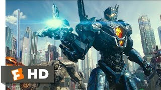 Pacific Rim Uprising (2018) - King Kaiju Scene (8/10) | Movieclips