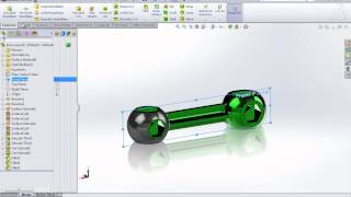 SolidWorks Tutorials: Adding Appearances