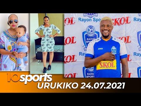 #10SPORTS: DUSESENGURE ISOKO RY'ABAKINNYI MURI RAYON SPORTS, AS KIGALI,.. KARIAKOO ...