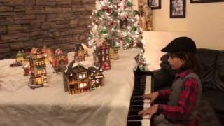 Jacob Velazquez Christmas Medley