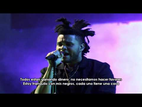 The Weeknd - Drunk In Love (Remix Subtitulado Español)