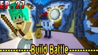 Oops Gumball Minecraft Build Battle - Tập 27 : XÂY NHÂN VẬT BÓNG CHÀY