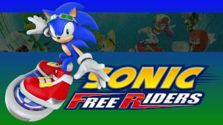 Free (Main Theme) - Sonic Free Riders [OST]