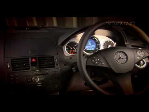 Mercedes-Benz C-Class Saloon review