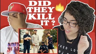 MY DAD REACTS TO Deji x Jallow x Dax x Crypt - Unforgivable (KSI DISS TRACK) Official Video REACTION
