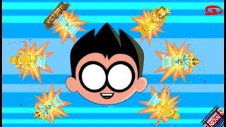 Teen Titans Go: Teeny Titans - Robin and his Trophies
