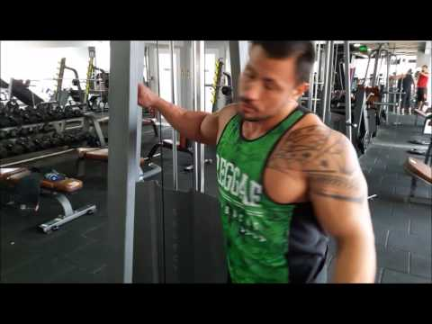 MURAT GONUL &MUSCLE GYM 2016 ARM WORKOUT