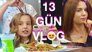 13 Günlük Vlog Bölüm 2. Ecrin Su Çoban