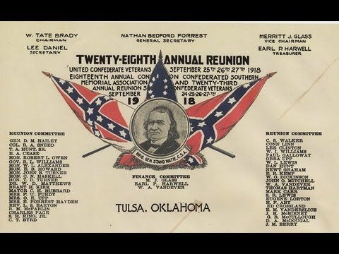 Tulsa Confederate Reunion 1918
