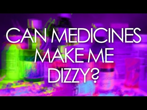 MEDICATIONS AND DIZZINESS