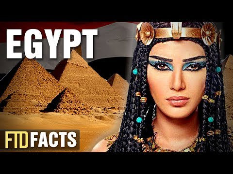 10+ Interesting Facts About Egypt