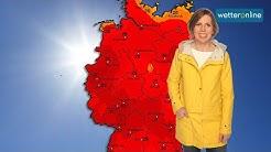Nächste Woche👙🥵 Hitze - 30 Grad und mehr    (17.06.2020)