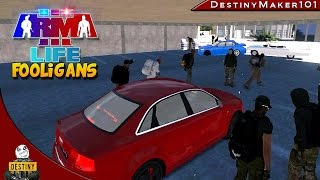 fake cop of lakeside a3l fooligans ep 18 arma 3 life funny random moments