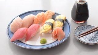 Sushi Recipes - How To Make Nigiri
