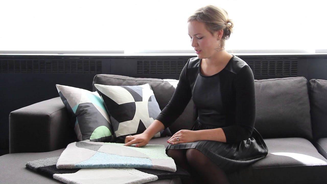 Lindsey Lang Design Introduces Graphic Tiles - Design Milk