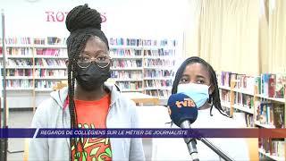 Yvelines | Un certain regard des collégiens de Saint-Germain-en-Laye sur le journalisme
