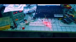 Лазерный лабиринт. Оборудование для квестов. Электроника для квестов.(, 2016-04-25T20:02:41.000Z)