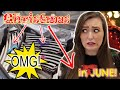 I WENT CHRISTMAS SHOPPING - IN JUNE! ** HAUL! **