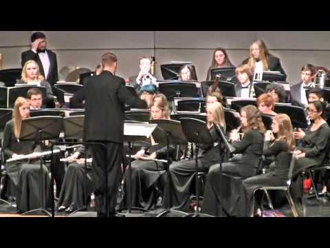 Sycamore High School Symphonic Band 2013-12-09