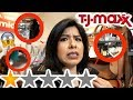 Come Shop With Me at the WORST Reviewed TJMAXX in my city! *1 STAR*
