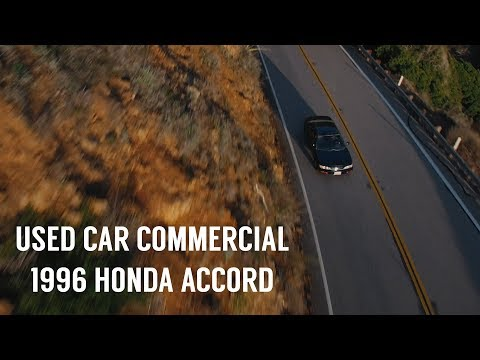 Used Car Commercial // 1996 Honda Accord