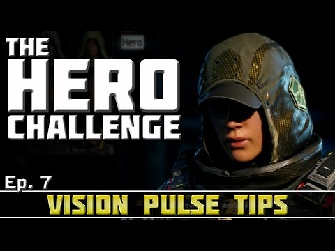 Ep. 7 - Outrider's Vision Pulse Kill Tips! | The Hero Challenge! (How To Earn Hero Gear)