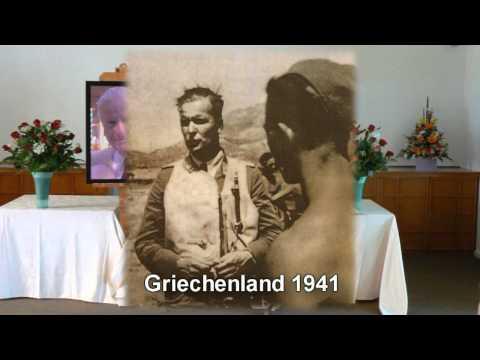 Ich hatt' einen kameraden; Stuka pilot Heinz Migeod remembrance