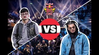 Red Bull BC One Cypher Austria 2018 | Semifinal: Harlekin vs. Mogli