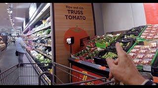 We put a trolley-cam on our FoodREDi shop