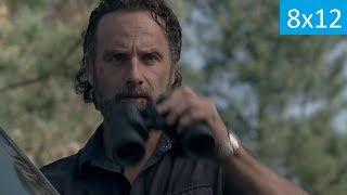 Ходячие мертвецы 8 сезон 12 серия - Русское Промо (Субтитры, 2018) The Walking Dead 8x12 Promo