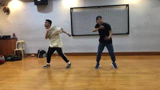 GJ Romano & Jemai De Guzman Choreography   Chance The Rapper - My Own Thing Video