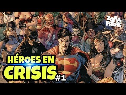 DC Comics HEROES EN CRISIS #1 - Review con SPOILERS | Zona Freak