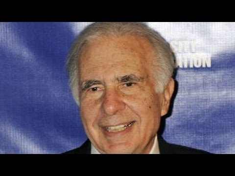 Why Carl Icahn agrees with Sanders on income gap