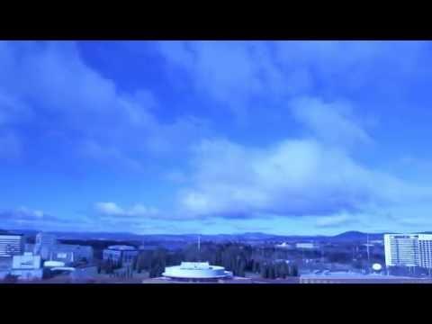 Canberra Sky Timelapse 2016-07-25