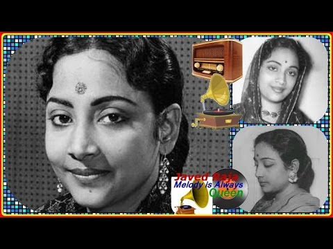 .GEETA ROY~Film-NISHANA-(1950)-Ab Bhool Jaa Unko Yaad Na Kar-[Rarest Gem-Best Audio]
