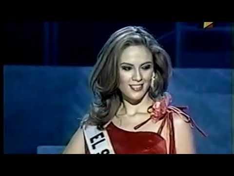 Gabriela Mejia, Miss Universe EL Salvador 2004 Preliminary Competition
