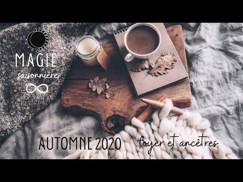Automne 2020 : travail avec les ancêtres