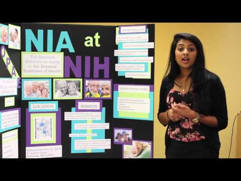 BCH Internship Video 1 National Institute on Aging
