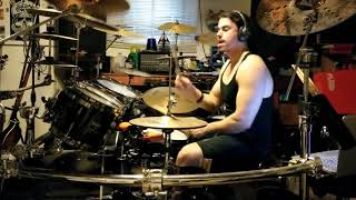 Demons & Wizards - Wolves In Winter Drum Cover